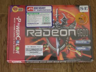 Radeon9600グラフィックボード