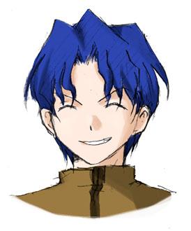 間桐の人間の髪の色は奇怪だなあ