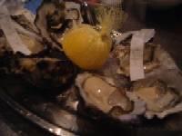 東京オイスターバー生牡蠣