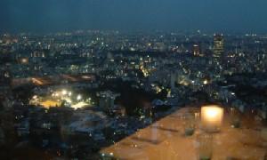 六本木ヒルズクラブ夜景